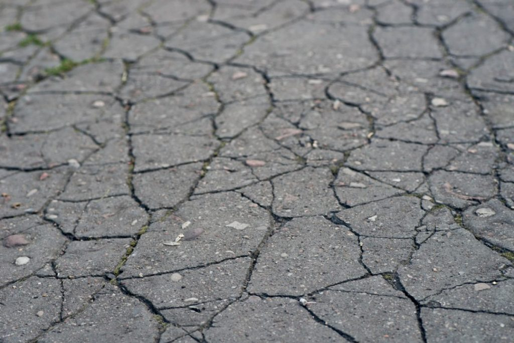 Why Your Driveway is Covered in Cracks