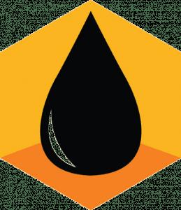 oil drop trans