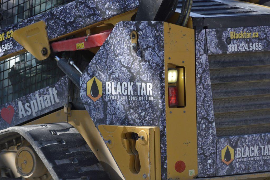 Black Tar Photos
