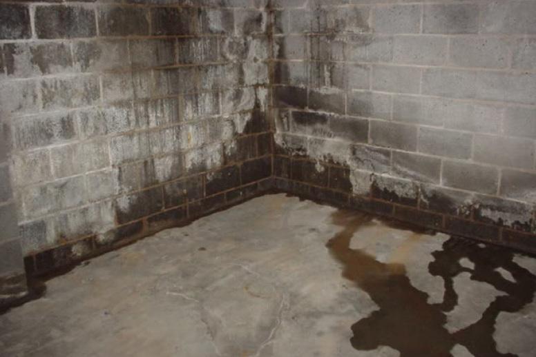 Basement Leak Repairs